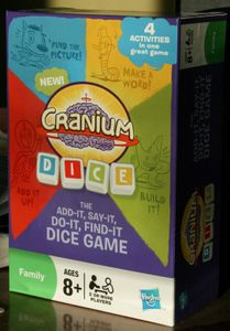 Cranium Dice Game
