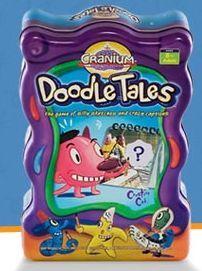 Cranium Doodle Tales