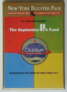 Cranium New York Booster Pack