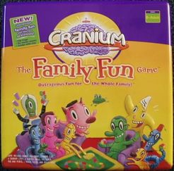 Cranium: The Family Fun Game