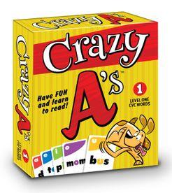 Crazy A's