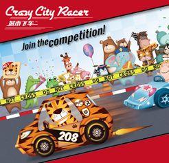 Crazy City Racer