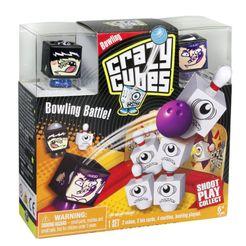 Crazy Cubes Bowling