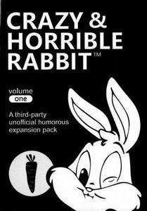 Crazy & Horrible Rabbit: Volume One
