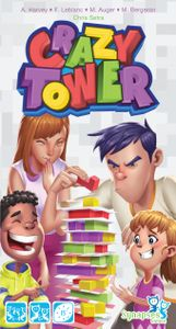 Crazy Tower: Construction / Sabotage