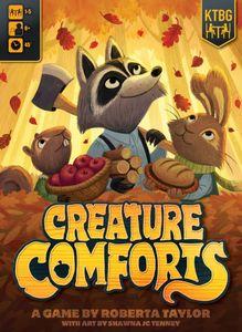 Creature Comforts: Kickstarter Edition