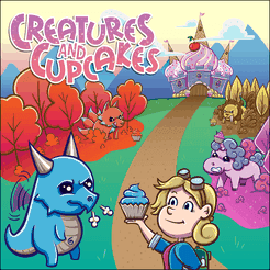 Creatures and Cupcakes