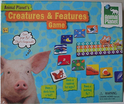 Creatures and Features Game