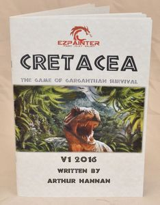 Cretacea: The game of gargantuan survival