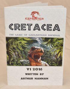 Cretacea: The game of gargantuan survival