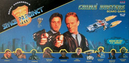 Crime Busters: Space Precinct