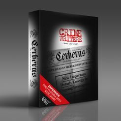 Crime Writers: Cerberus