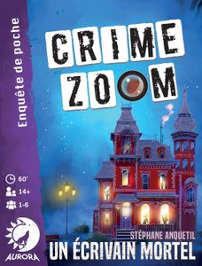 Crime Zoom: A Deadly Writer