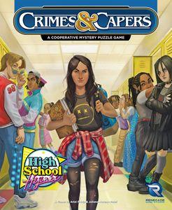Crimes & Capers: High School Hijinks