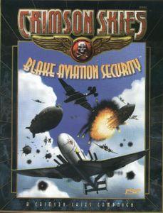 Crimson Skies: Blake Aviation Security