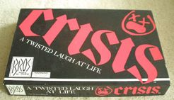Crisis: A Twisted Laugh at Life