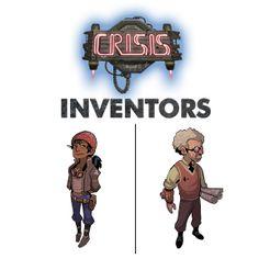 Crisis: Inventors