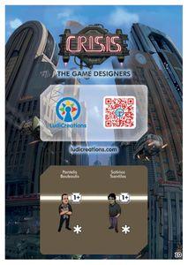 Crisis: The Game Designers