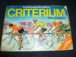 Criterium. El gran juego del ciclismo