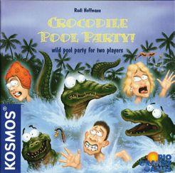 Crocodile Pool Party