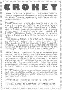 Crokey