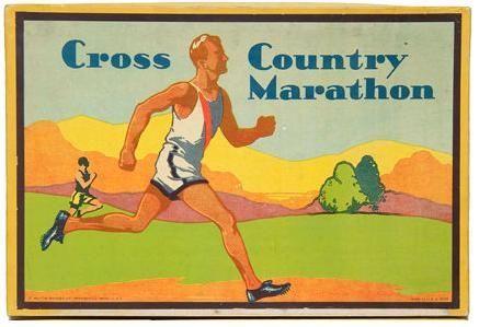 Cross Country Marathon