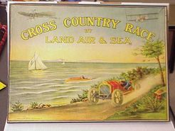 Cross Country Race by Land, Air and Sea