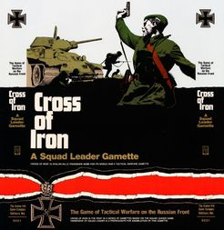 Cross of Iron: A Squad Leader Gamette