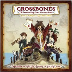 Crossbones: The Swashbuckling Pirate Adventure Game