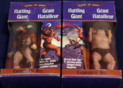 Crossbows and Catapults Battling Giants: Cyclops and Minotaur