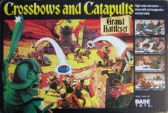 Crossbows and Catapults: Grand Battleset