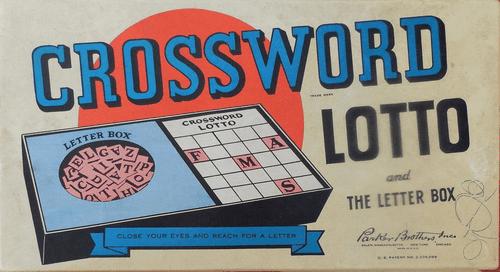 Crossword Lotto