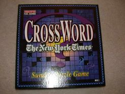 CrossWord: The New York Times Sunday Puzzle Game
