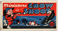 Crow Shoot Target Game