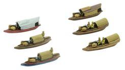 Cruel Seas: Small Sampans