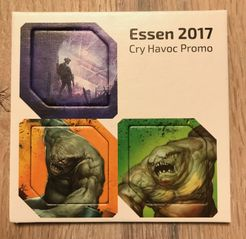 Cry Havoc: Essen 2017 Promo