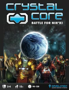 Crystal Core: Battle for Nih'ki
