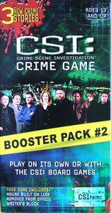 CSI: Crime Game – Booster Pack #2