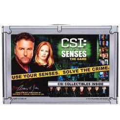 CSI: Senses
