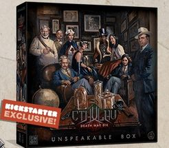 Cthulhu: Death May Die – Unspeakable Box