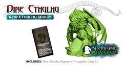 Cthulhu Wars: Dire Cthulhu