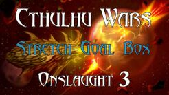 Cthulhu Wars: Onslaught 3 Stretch Goal Box