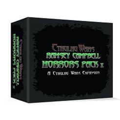 Cthulhu Wars: Ramsey Campbell Horrors Pack 1