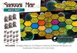 Cthulhu Wars: Six to Eight Player Shaggai Map