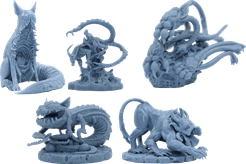 Cthulhu Wars: Something About Cats