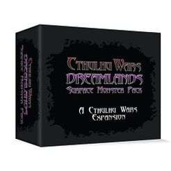 Cthulhu Wars: The Dreamlands Surface Monster Pack
