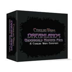 Cthulhu Wars: The Dreamlands Underworld Monster Pack