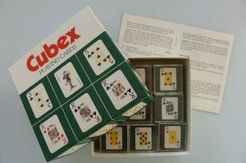 Cubex Playing Cards