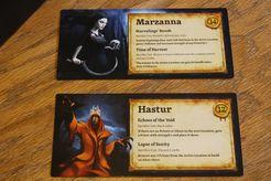 Cult: Hastur & Marzanna