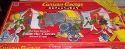 Curious George Adventures:  Joins the Circus